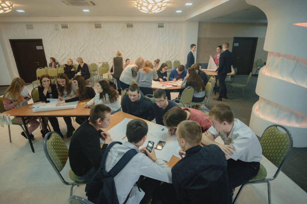 Форум молодежного предпринимательства 2021 год